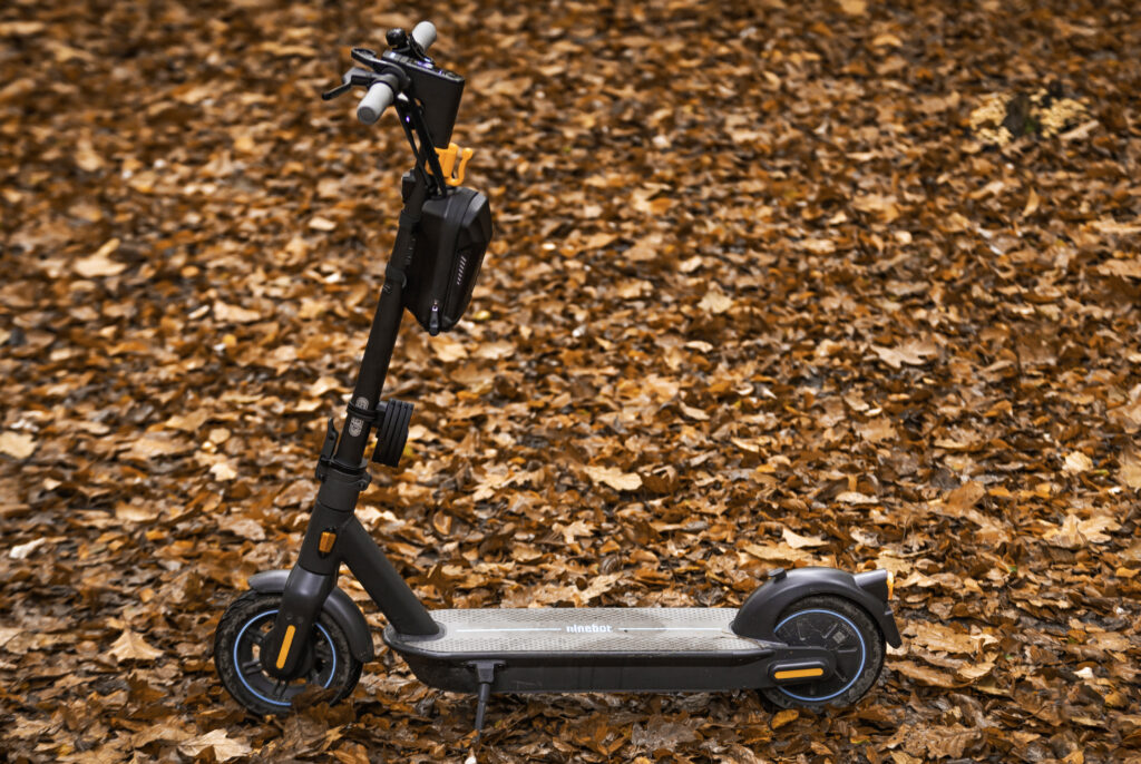 Segway Ninebot G30D elektrisk løbehjul
