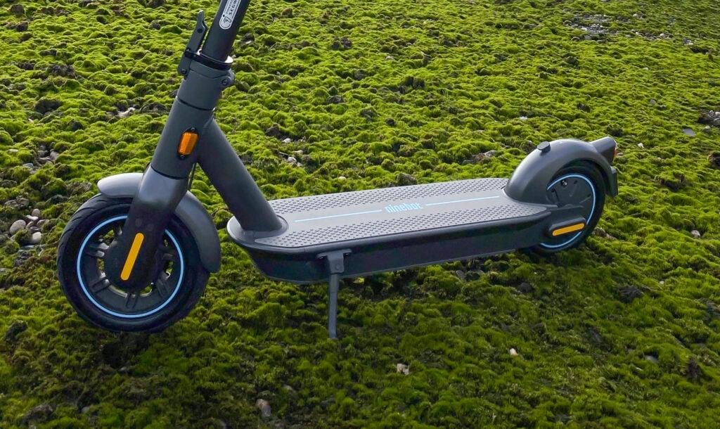 Segway Ninebot Max G30D stel og dæk