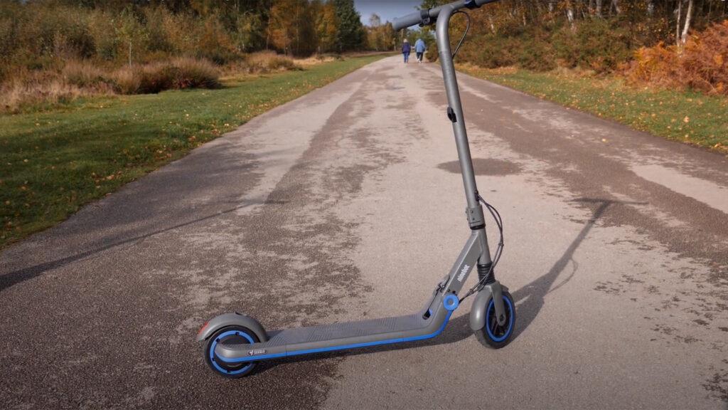 segway ninebot zing e10 el løbehjul til børn